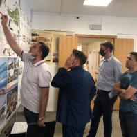 7 июля 2020 года были подведены итоги открытого всероссийского конкурса на создание концепции туристского кластера, город Глазов, Удмуртская Республика