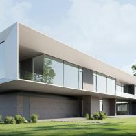 UB.DESIGN. Проект частного дома в поселке «Millennium Park»