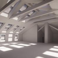 МАРХИ. Реконструкция 3-го корпуса Московского Архитектурного Института