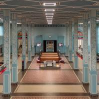 Архитектурное бюро Faber Group. Железнодорожный вокзал в г. Иваново
