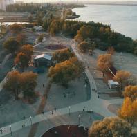 Проектное бюро М4. Благоустройство прибрежной зоны «Тёплый берег»