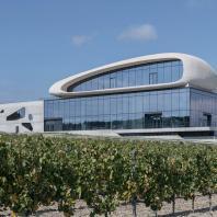 СЕВЕРИН ПРОЕКТ. Винодельня гравитационного типа Côte Rocheuse