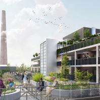 Иван Крутиков – диплом «за переосмысление городских пространств и экологически устойчивый подход к городской среде»