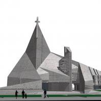 SMarch studio. «Серебряный знак» за переосмысление национально-культурного наследия в целях формирования новых подходов в храмовой архитектуре Армении